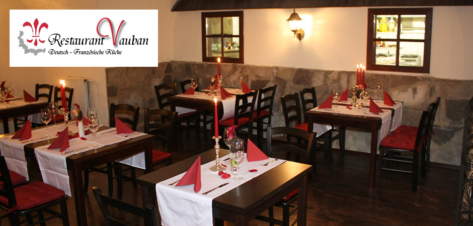 Restaurant Vauban-Interieur